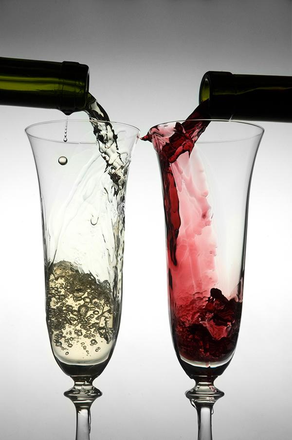 Studio Shoot studio tehnical tehnicals glass metal porcelain wine splash chocolate wine opener special bottle ocassion White red pour  Pouring alcohol