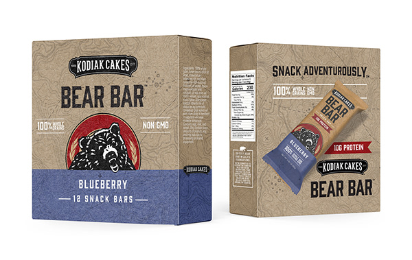 Snack Bar Packaging Concept