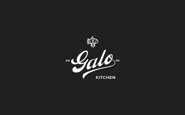 Visual Identity - Galo Kitchen
