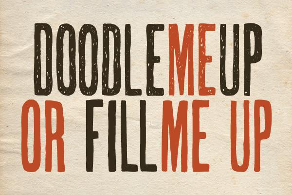 condensed Display gothic grotesque handwritten HAND LETTERING Headline sans-serif woodtype