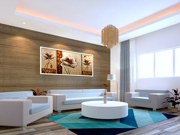 高質感的34套客廳牆壁顏色欣賞
