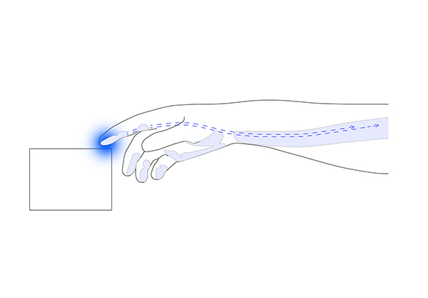 sensitive touch  u2013intelligent gloves for prosthetic arms on