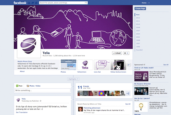 telia chat med os