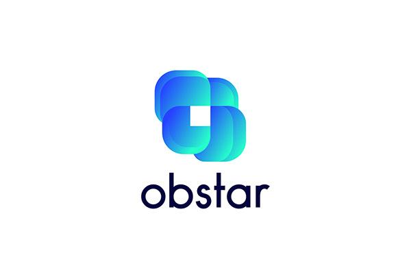 Modern Logo Design|Obstar Branding Design