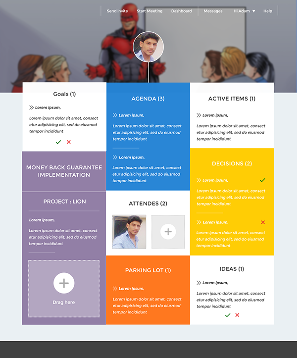meeting site web The world clock meeting planner is used to find a suitable time to have a telephone conversation, web cast or meeting with participants in many time zones.