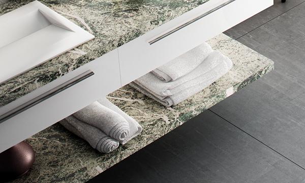 3dsmax 3D bathroom towel unique3d visualization