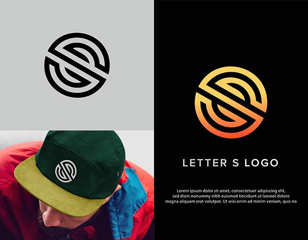 LETTER S LOGO DESIGN | BRANDING | LOGO FOLIO