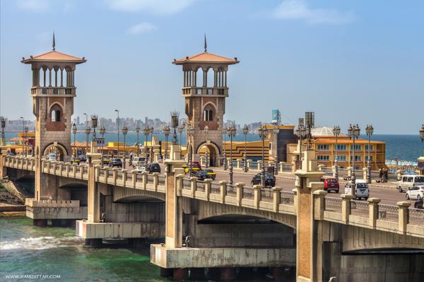 Alexandria - Egypt Landmarks on Behance: https://www.behance.net/gallery/16648191/Alexandria-Egypt-Landmarks