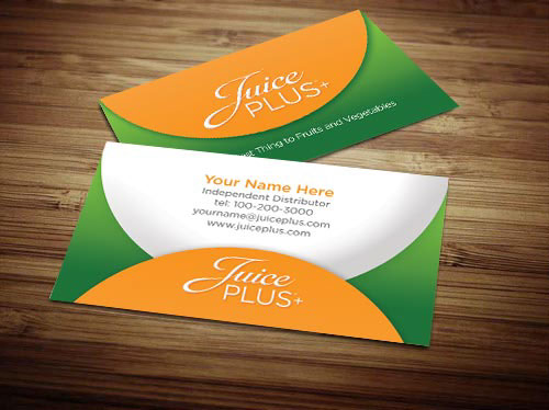 Juice plus business cards uk choice image card design and card wakeupnow business cards images card design and card template juice plus business cards on behance reheart colourmoves Images