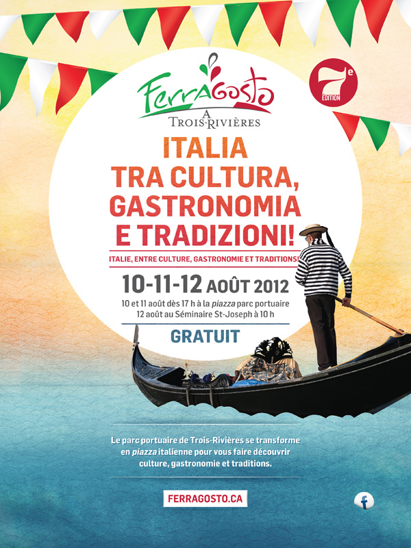 Ferragosto 2012 Affiche On Behance