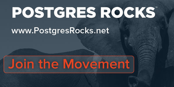 Postgres Rocks + EnterpriseDB on Behance