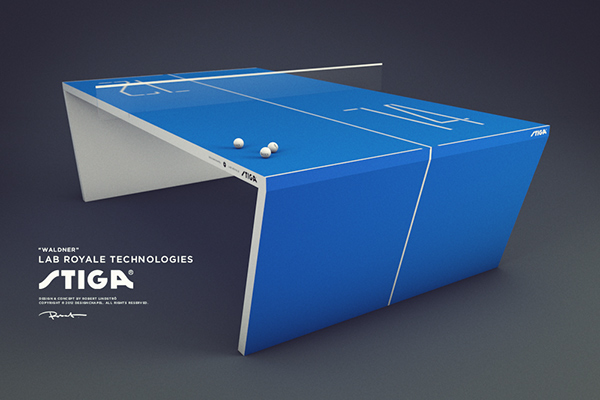 concept  3d sport table product