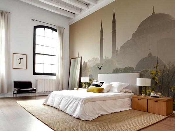 oriental wall murals on behance oriental landscape wall mural themuralstore com