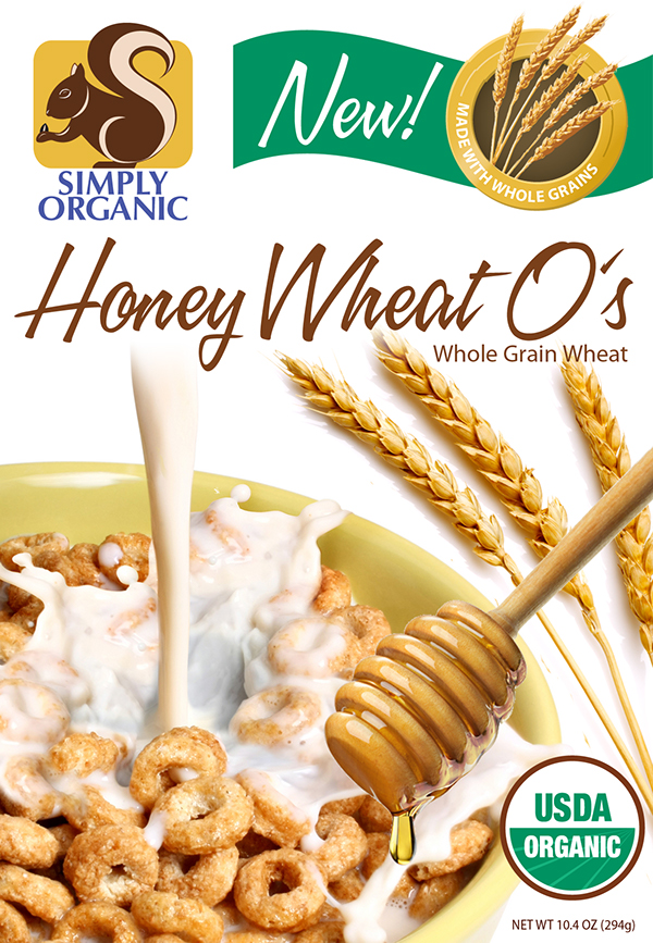 Cereal Box Packaging Design on Behance