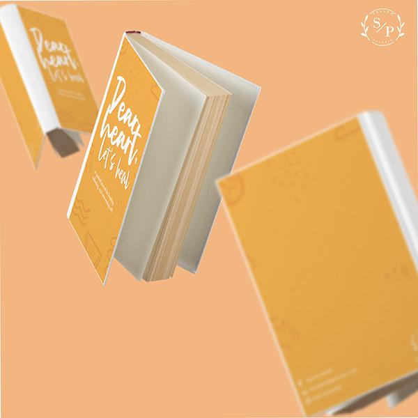 Self Guided Journal (Dear heart Let's Heal)