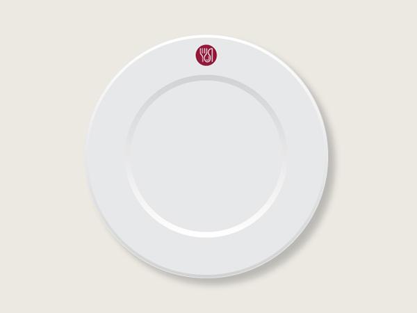 Food  restaurante comida alimentação corporativa empresarial goiânia Logo Design