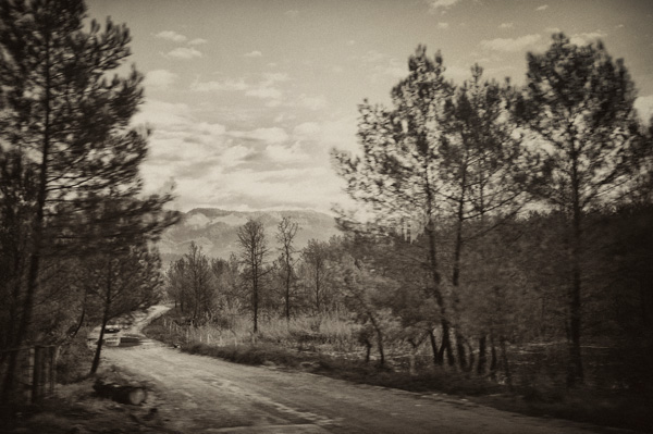 secular escape Landscape Nature Refik anadol