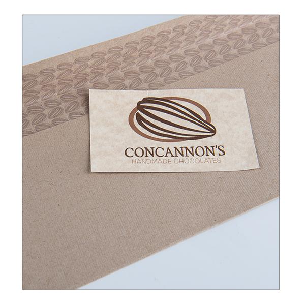 Concannon's Handmade Chocolates Concannon's rebranding chocolate truffles
