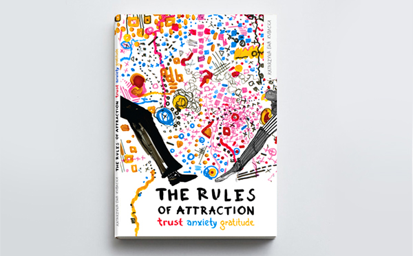 rules of attraction book report