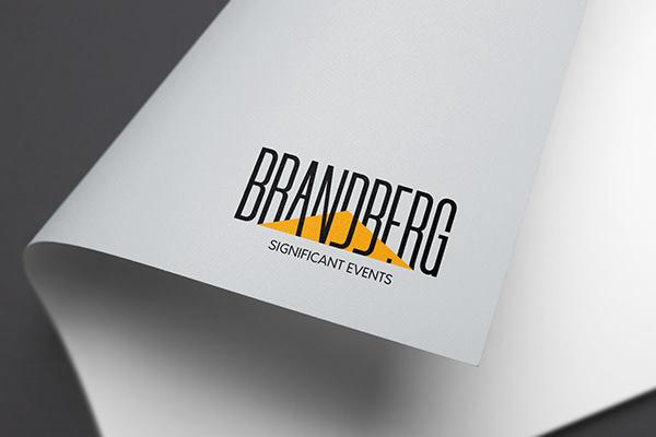 "Rebranding of event company ""BRANDBERG"""