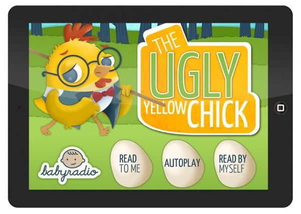 PlayTales app children's book