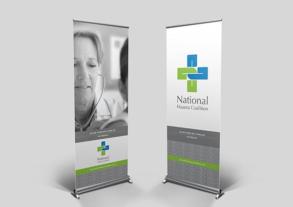 Website design logo Health
