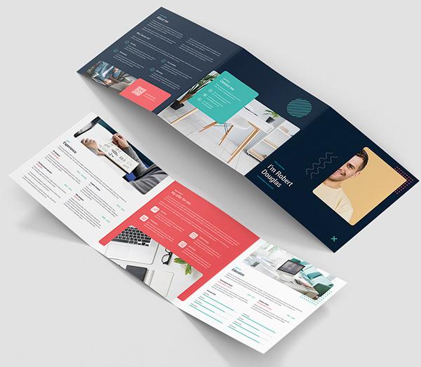 Resume – Photoshop Templates Bundle