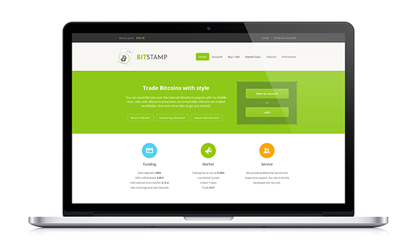 Bitstamp Deutsch