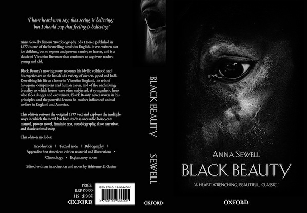 Black Beauty Book Cover : Black beauty critical edition cover on behance