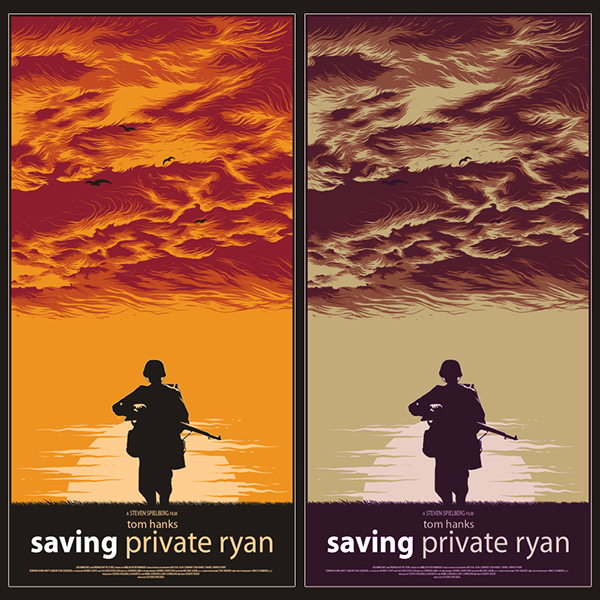 sound design in saving private ryan Saving private ryan took home the academy award for best sound and best sound effects editing, cas award for outstanding achievement in sound mixing for a feature film and golden reel award for best sound editing in 1999.