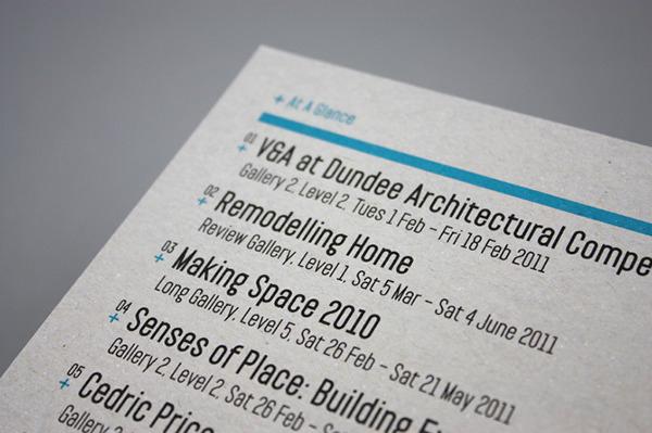 print identity postcards rivets binding Exhibition  LOA+DS Effektive lighthouse glasgow