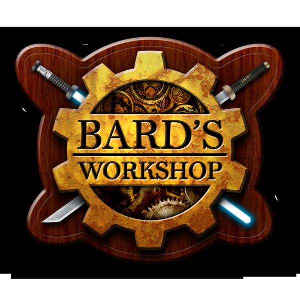 STEAMPUNK logo Icon fantasy Sword Gear Cosplay Workshop basar akdag