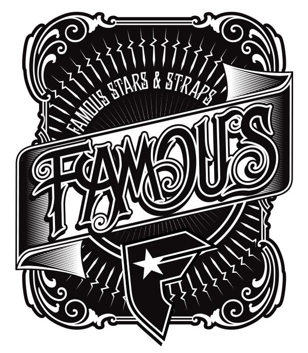 famous stars straps on behance
