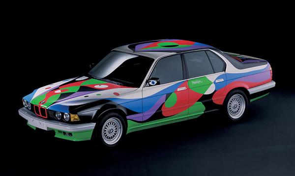 BMW Mug  car