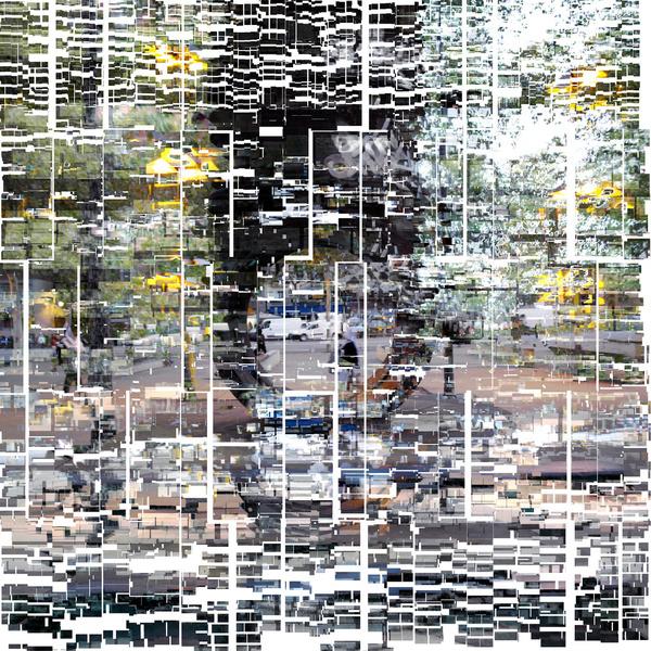 dabnotu barcelona Street photomanipulation