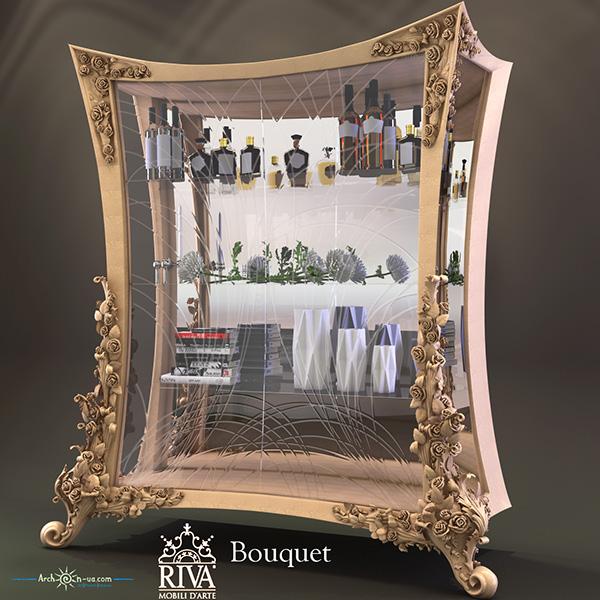 riva mobili d arte bouquet 3d models on behance