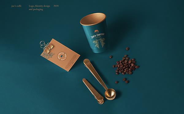 Joe's Coffee I Branding
