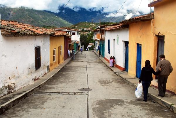 venezuela landscapes natura mérida