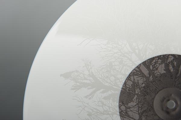 record cover Cover Art dark colorful black white creepy contrast