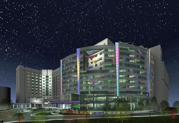 Paul Smith Usa >> Architecture - Levine Children's Hospital - Charlotte on ...
