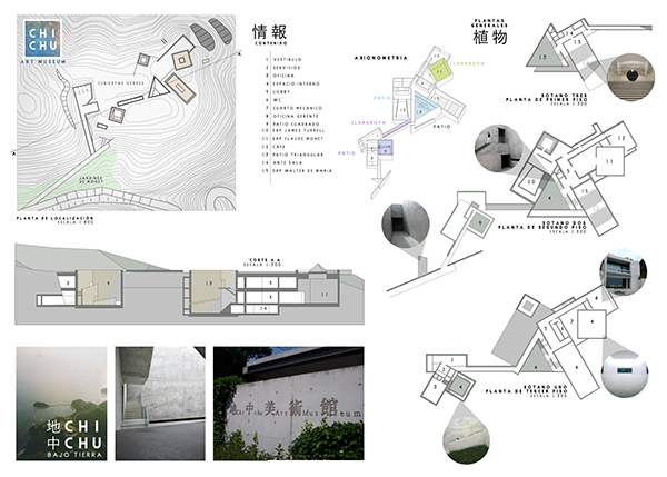 Analisis De Chichu Art Museum Proyecto Lugar 2014 2 On