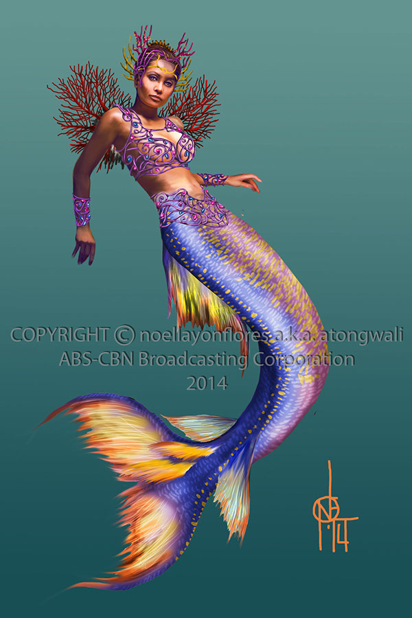 The DYESEBEL Project on Behance