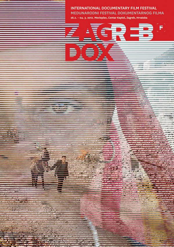 ZagrebDox Poster Design