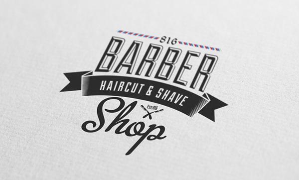 Barber Font : Barber Shop VIntage Label Free Download: http://goo.gl/7hTwTm
