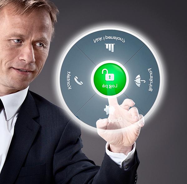 App digital platform by danica pension on pantone canvas for Pension kopenhagen