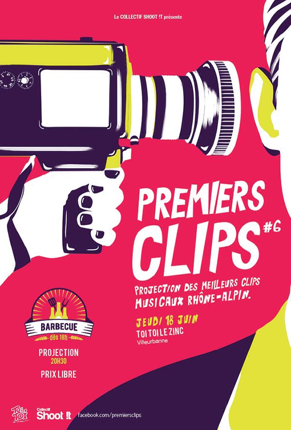 Flore Maquin - Premiers Clips 2015
