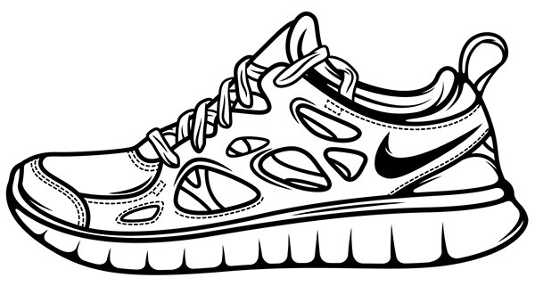 Nike Free Run On Behance