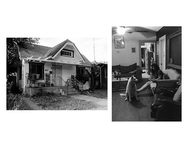 Haus Sacramento shared living on behance