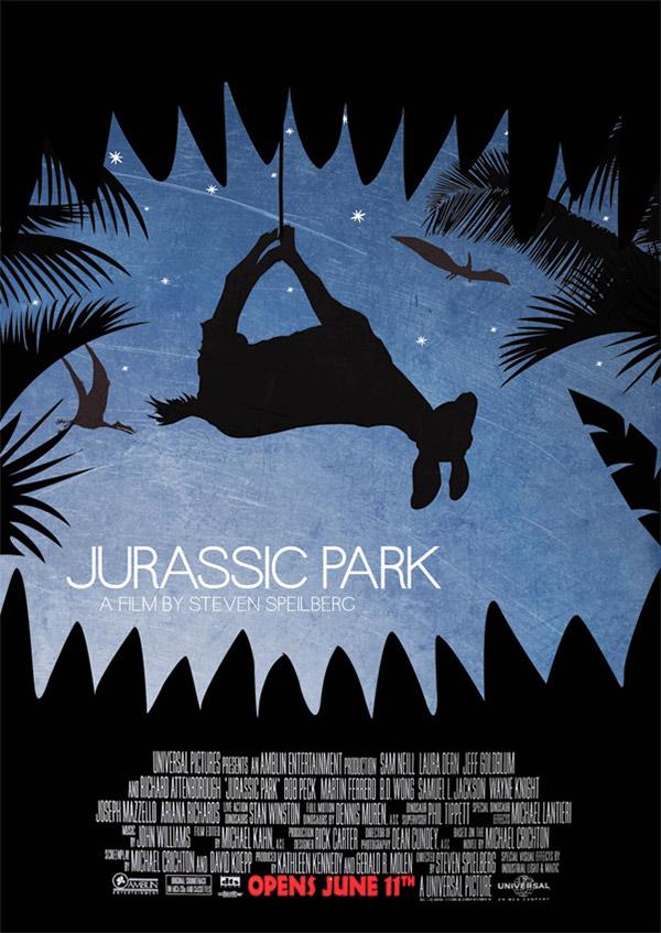 Emilien Badoc - Jurassic Park