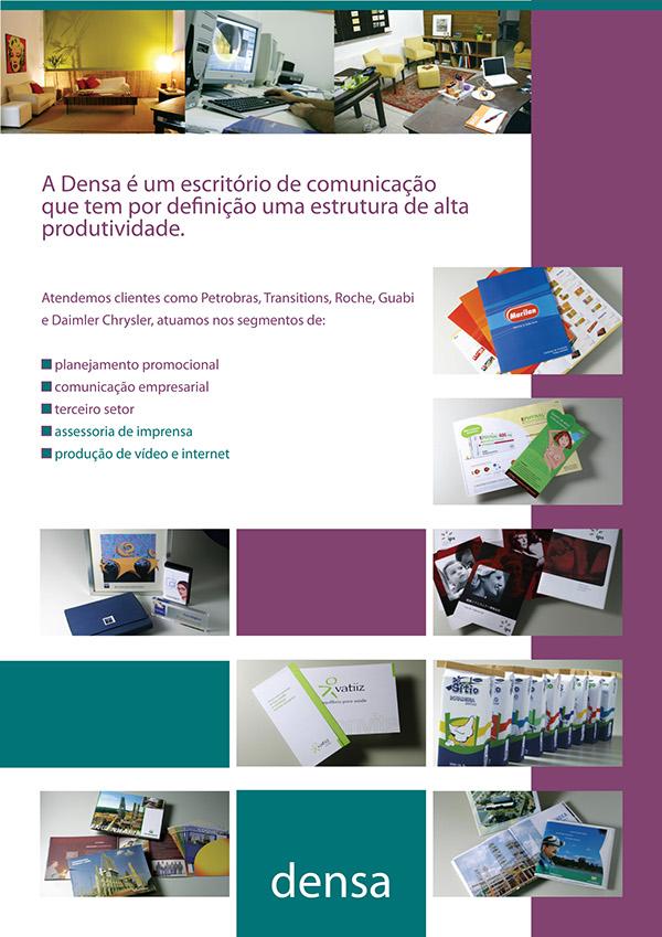 comunicação embalagem impressos terceiro setor